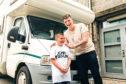 John Newman and Luke Scott, 11