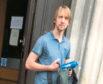 Johannes Hengelaar appeared at Aberdeen Sheriff Court