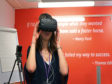 The project will use VR and AR to help educate people