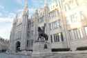 Planning officers based at Marischal College will consider the application