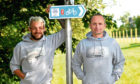 An brand new ultra marathon on the Formartine and Buchan Railway for next year by two north east army vets, Gavin Taylor and Kevin Watson.