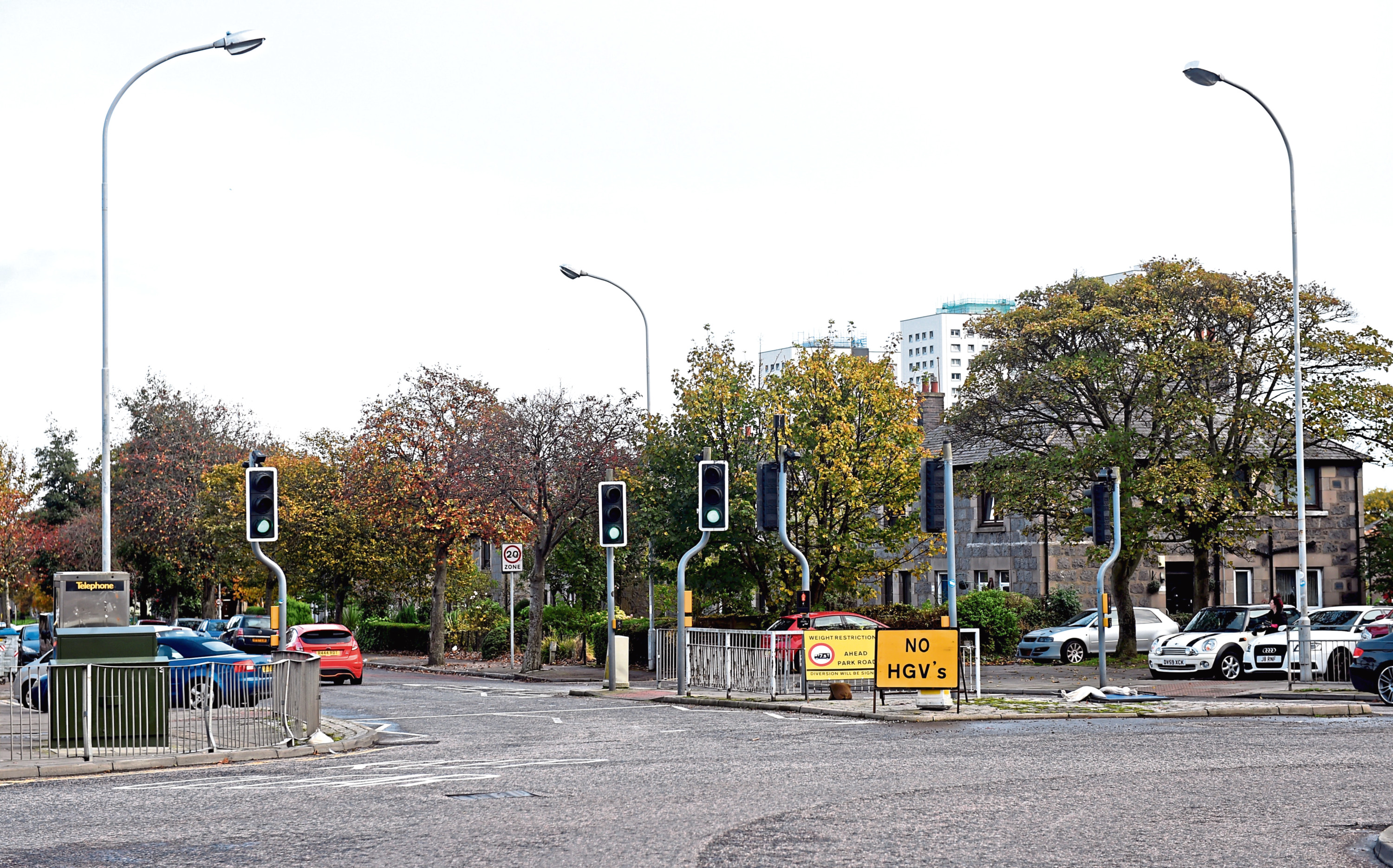 Residents hope that speed cameras and a weight restriction will be installed on School Road and other streets in Seaton.