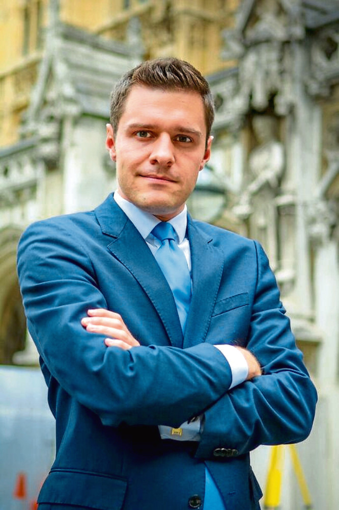 Aberdeen South MP Ross Thomson