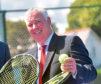 Sport Aberdeen's Alistair Robertson