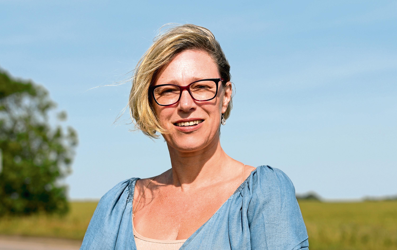 Gillian Martin, MSP for Aberdeenshire East