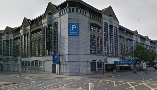 Loch Street car park