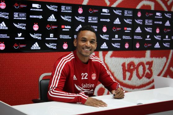 Funso Ojo joins Aberdeen.