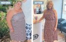 Julie Farquhar has lost more than 10 stone