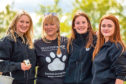 Volunteers from the Scottish SPCA