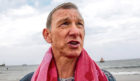 Caption: Chay Clark, 55, who saved the life of Alec Crawford at Fraserburgh Beach. Credit: RNLI