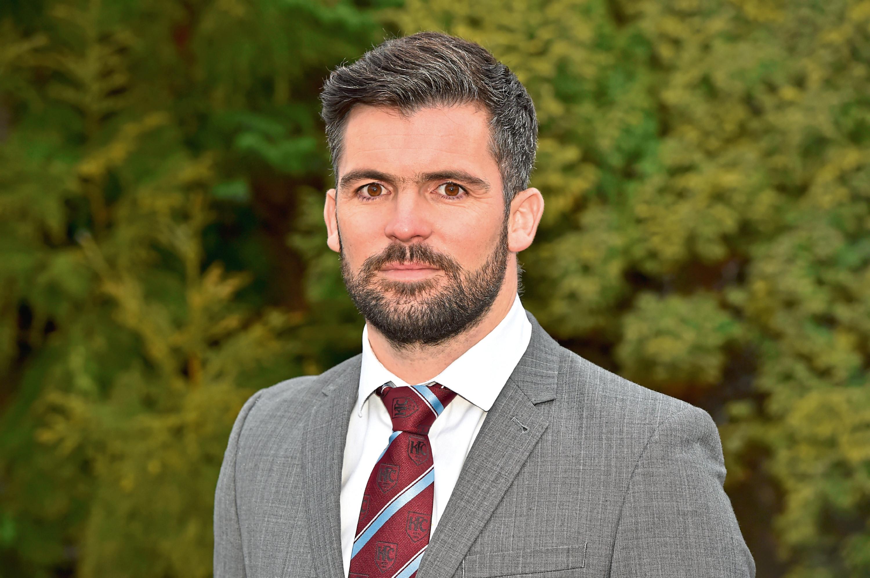 Former Keith boss Dean Donaldson.