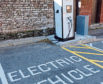 Charging points are more common