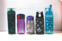 Scottish Water are encouraging people to use reusable water bottle