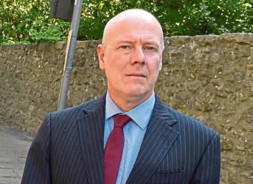 MSP Kevin Stewart