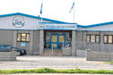 Police were called to Whitelink Seafoods after a 'work accident'