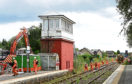 Work is set to get under way to demolish the Dyce Signal Box