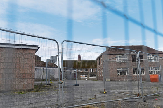A new primary school will be built in Torry at the site of the former academy
