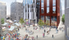 An artist impression of how the Aberdeen Market could look