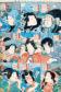 Thirty Six Immortal Poets' Cards (2), Utagawa Kunisada, 1853