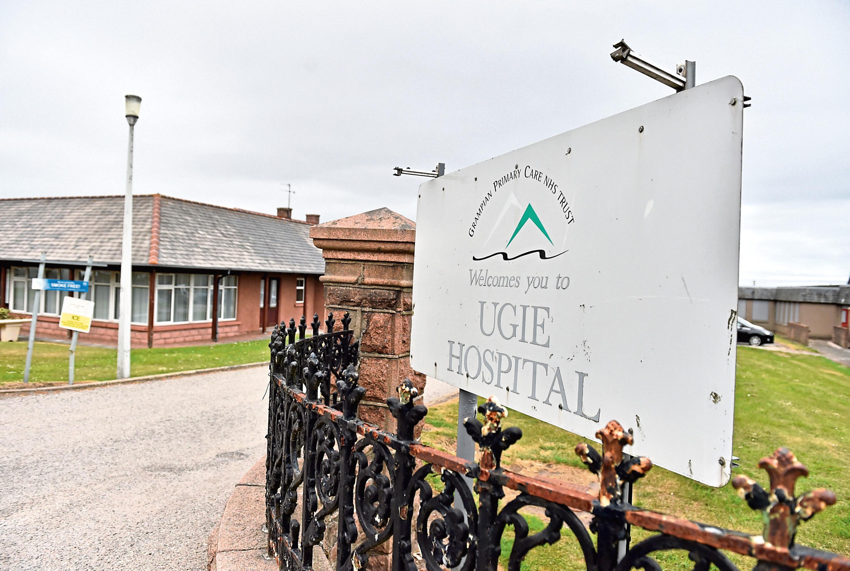 Ugie Hospital in Peterhead