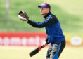Scotland cricket head coach Shane Burger