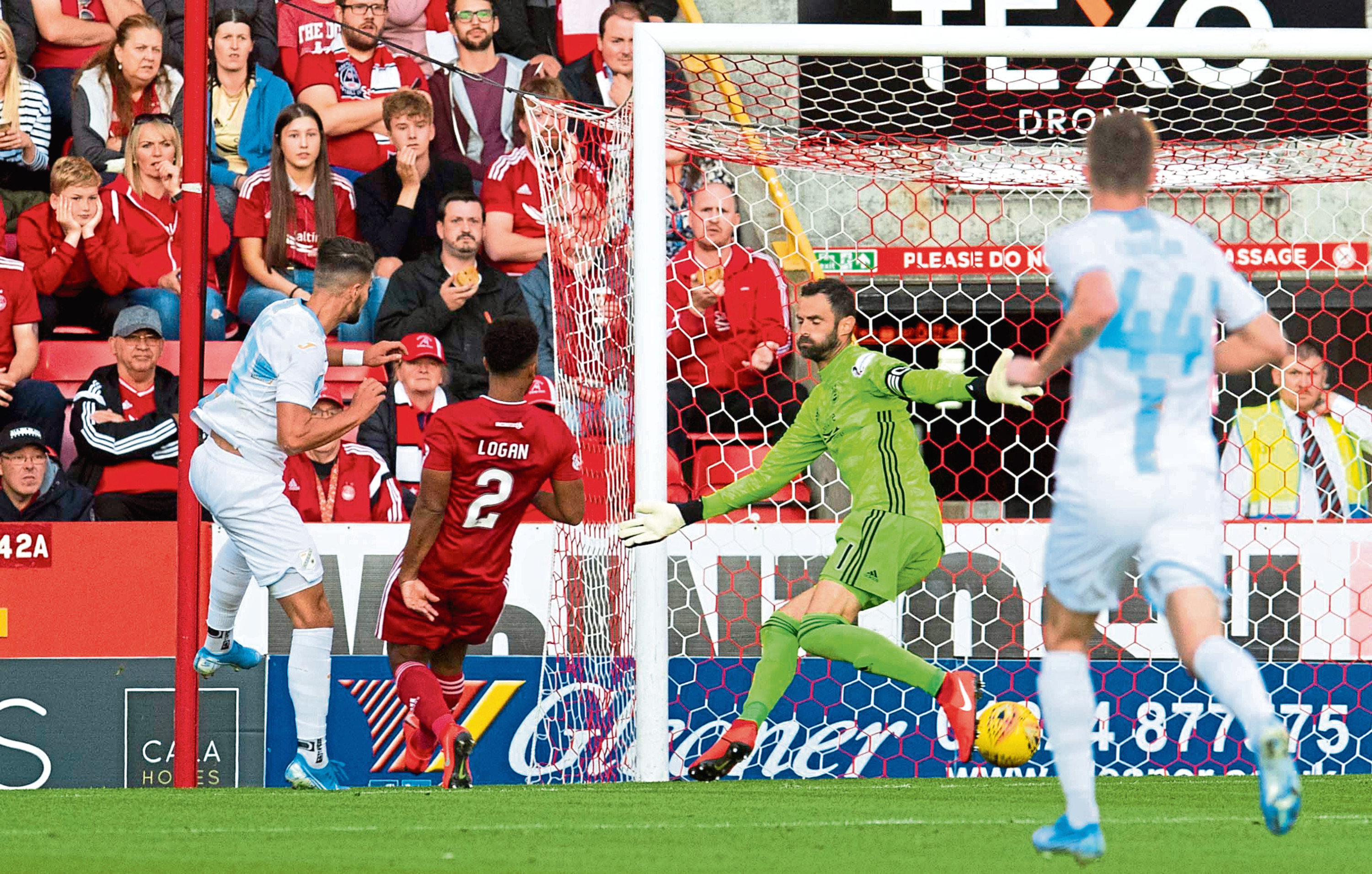 McGinn thinks the cup finale could be fitted around Europa League qualification, which Aberdeen look likely to be part of.