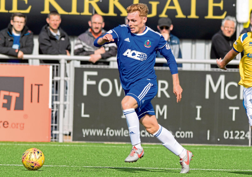Fraser Fyvie close to making Cove Rangers return, says manager Paul Hartley ahead of Peterhead visit