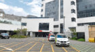 A&E at Aberdeen Royal Infirmary