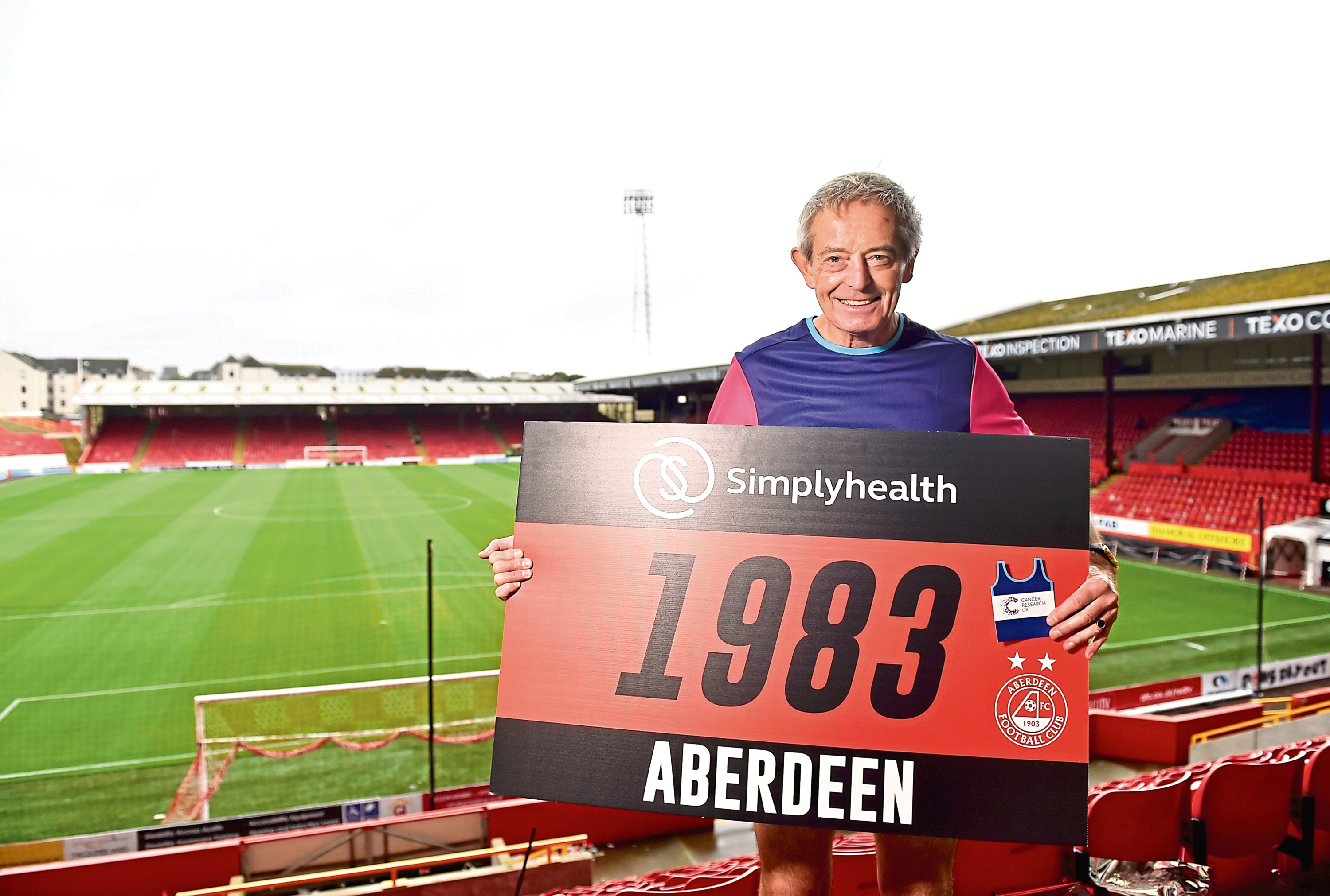 Neil has been given the number 1983