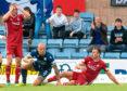 Andrew Considine brings down Jordon Foster
