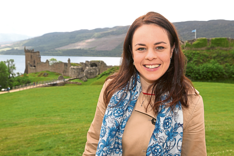 Digital Economy Minister Kate Forbes