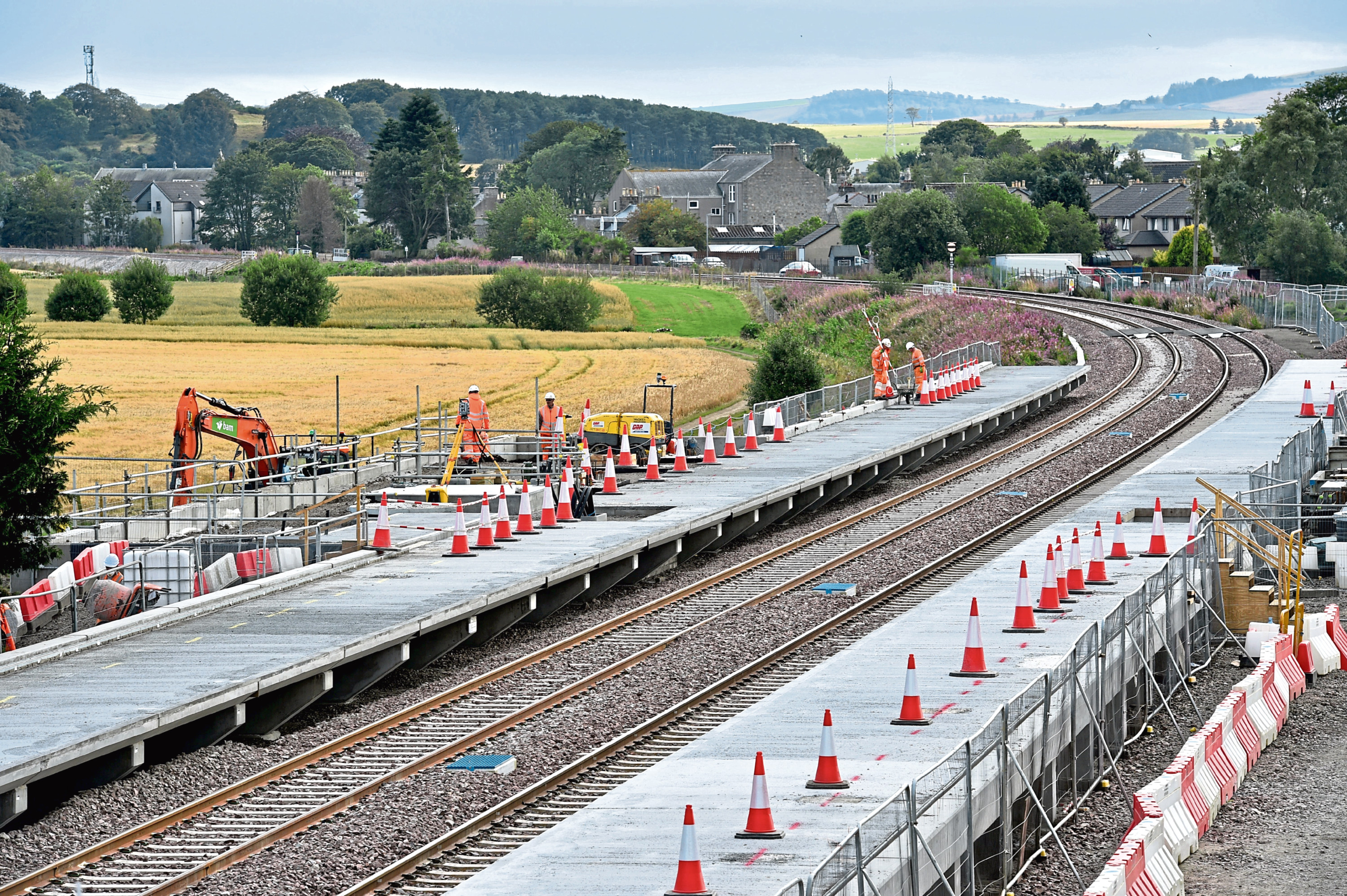 Kintore Station could provide a boost to the evironment.