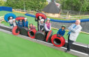 Pupils from two Aberdeen schools were among the first to try it out