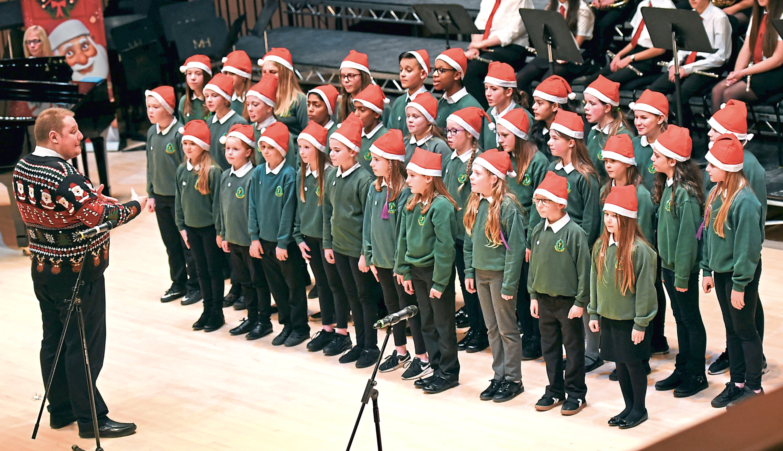 Fernielea School Choir