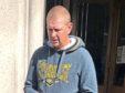 Gintas Ramanauskas leaving Aberdeen Sheriff Court