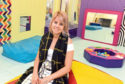 Becky Mennie is behind the launch of the BECS (Because Everyone Counts) soft play area in Inverurie