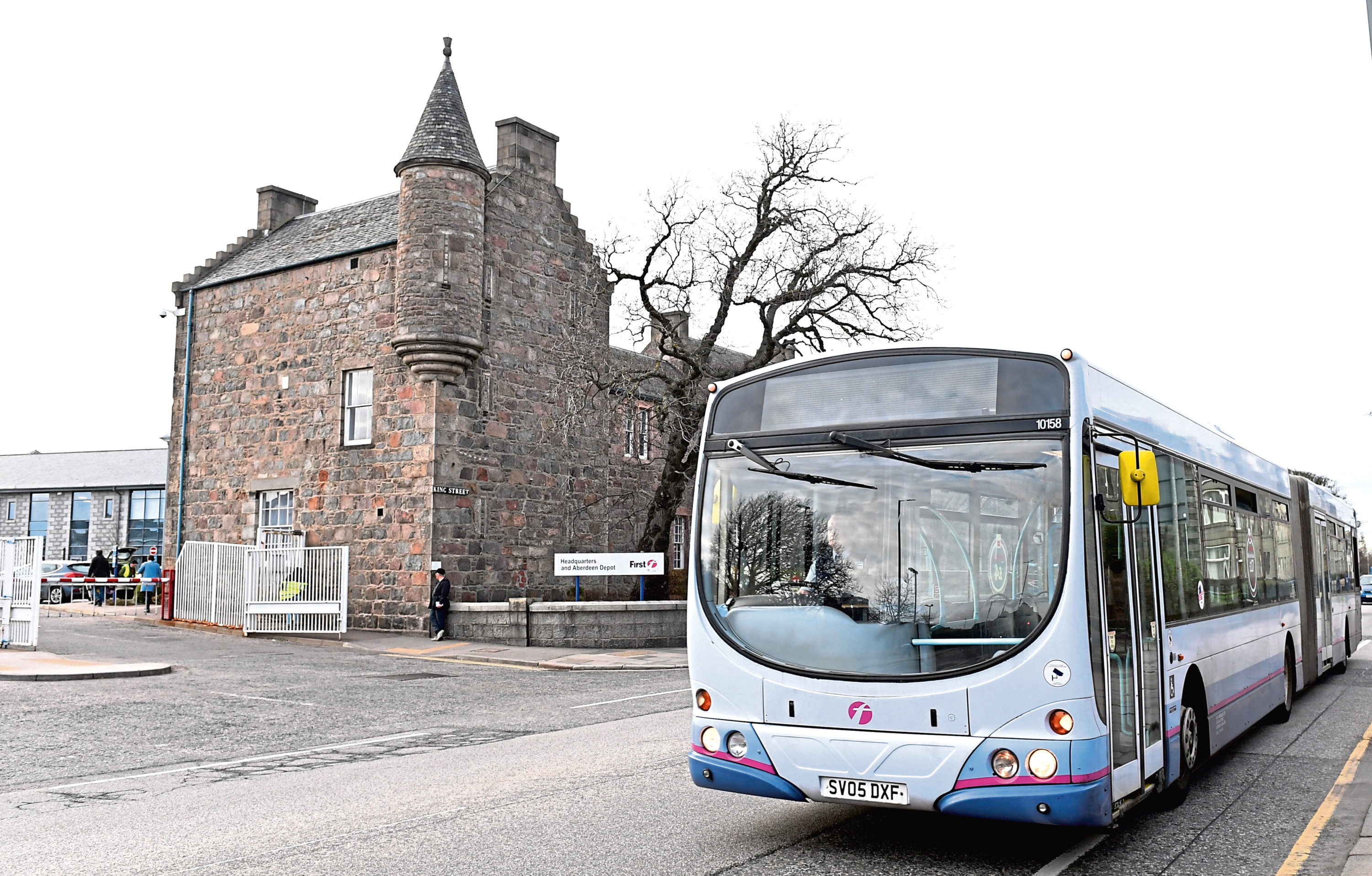 First Aberdeen has launched a consultation into planned alterations which could affect at least 10 services across the city