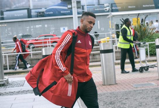 Funso Ojo leaving for Rijeka.