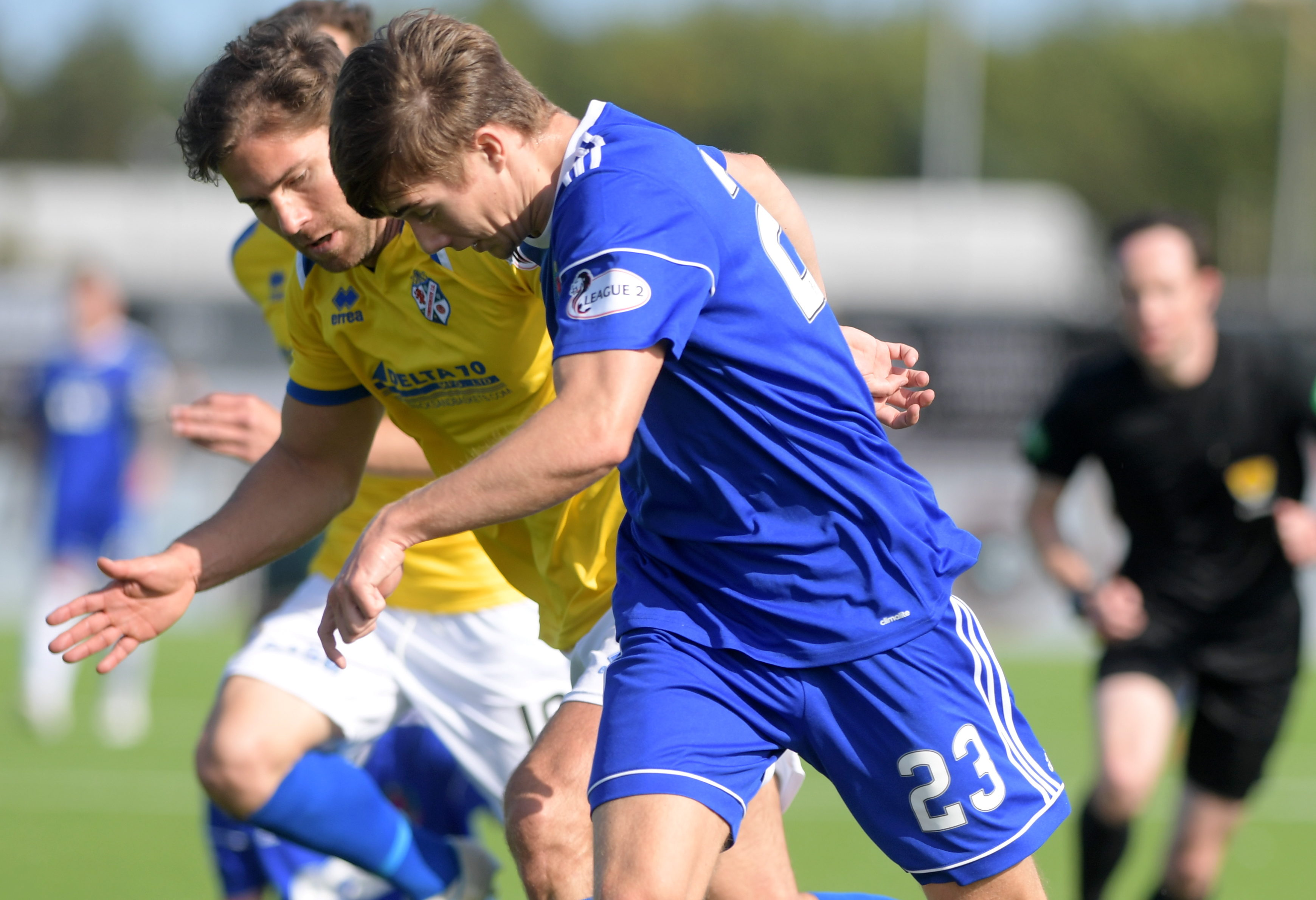 Cove's Matthew Smith. Picture by Kath Flannery