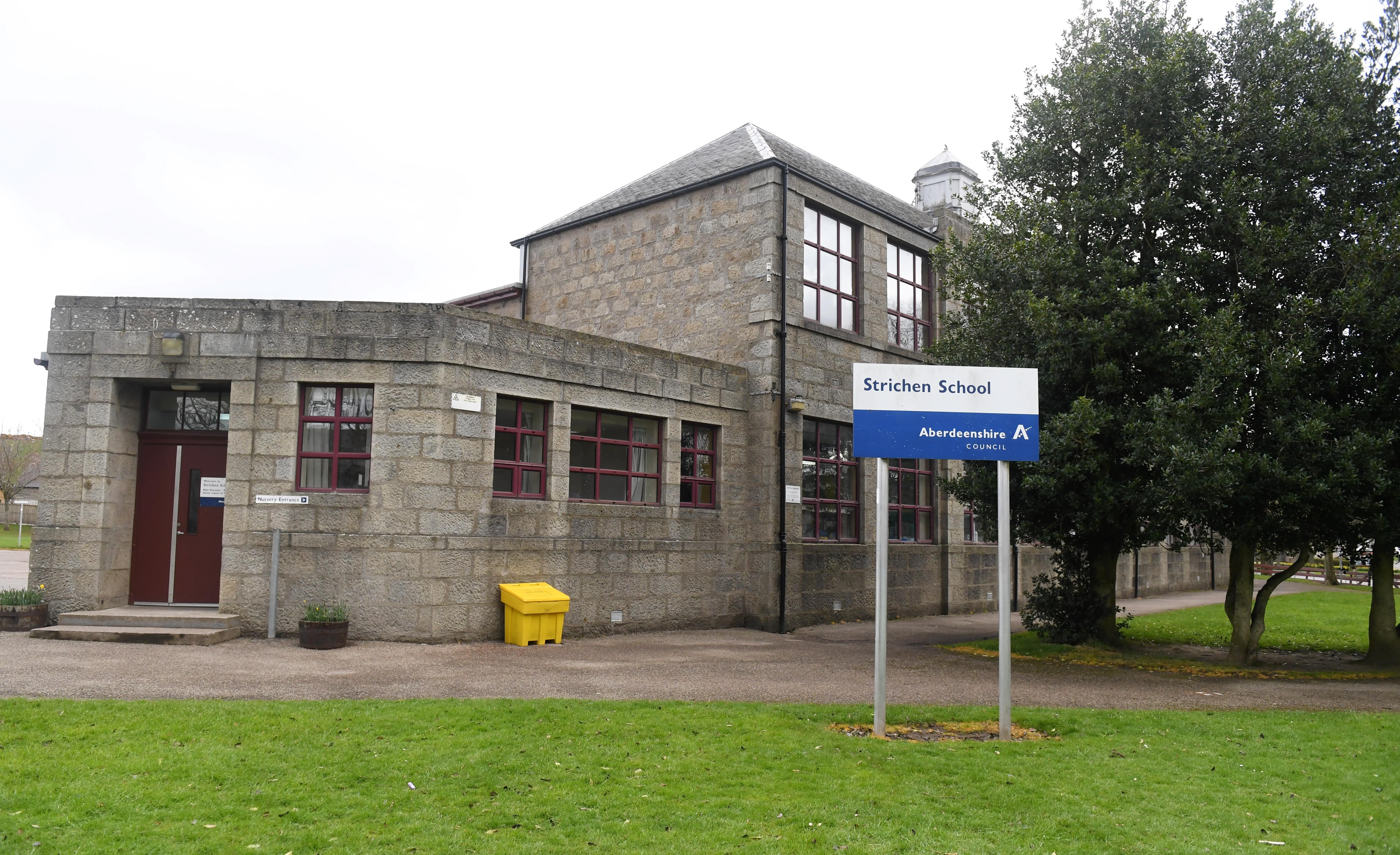 Strichen School