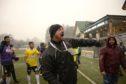 Real Kashmir's coach David Robertson