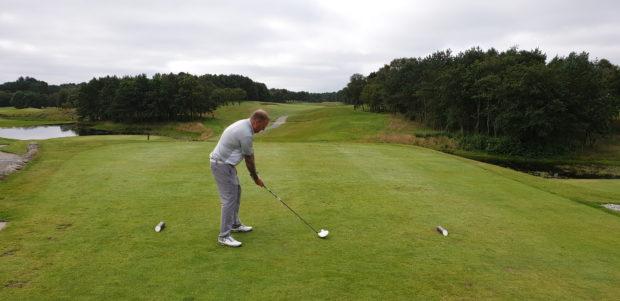 Gordon Forbes from Newmachar Golf Club