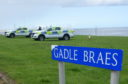 Ruairidh was last seen in the Gadle Braes area