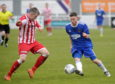 Formartine defender Craig McKeown is looking forward to taking on Deveronvale at North Lodge Park on Saturday after their cup victory over Peterhead