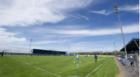 Balmoor Stadium in Peterhead.