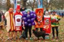 Runners will be asked to don fancy dress for the event, including the famed Movemeber moustache