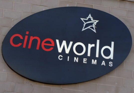 Cineworld are aiming to reopen cinemas across Scotland from July 31