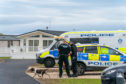 Police in Lossiemouth