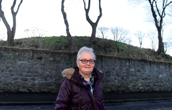 Councillor Yvonne Allan has spoken of her shock