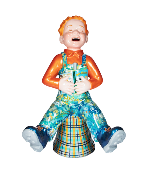 Welcoming Wullie - £8000